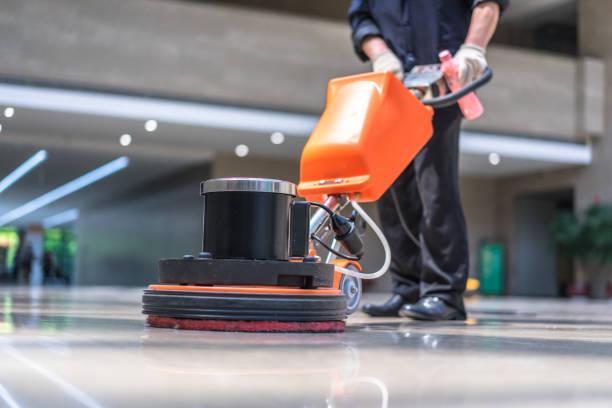 floor care machine - pavimento foto e immagini stock