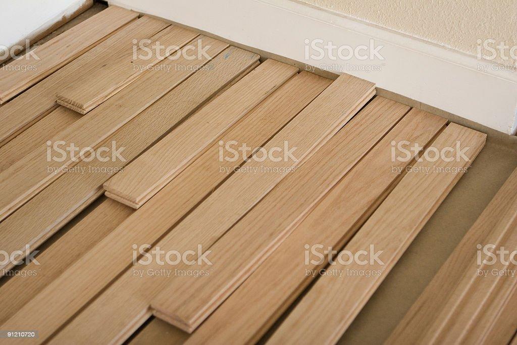 Floor End stock photo