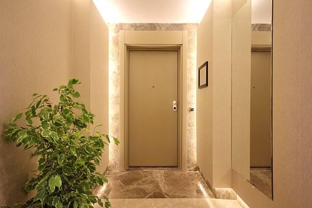 Floor Enterance Door