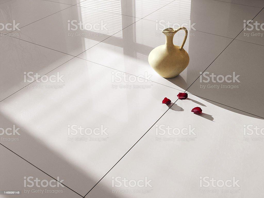 floor gres stock photo