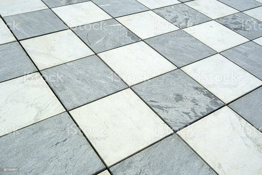 Floor mosaic background royalty-free stock photo