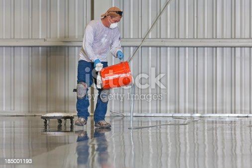 istock Floor Painting 185001193
