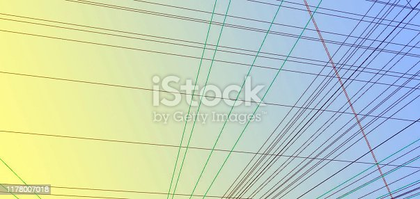 istock Floor plan drawing. Architectural building drawing. 1178007018