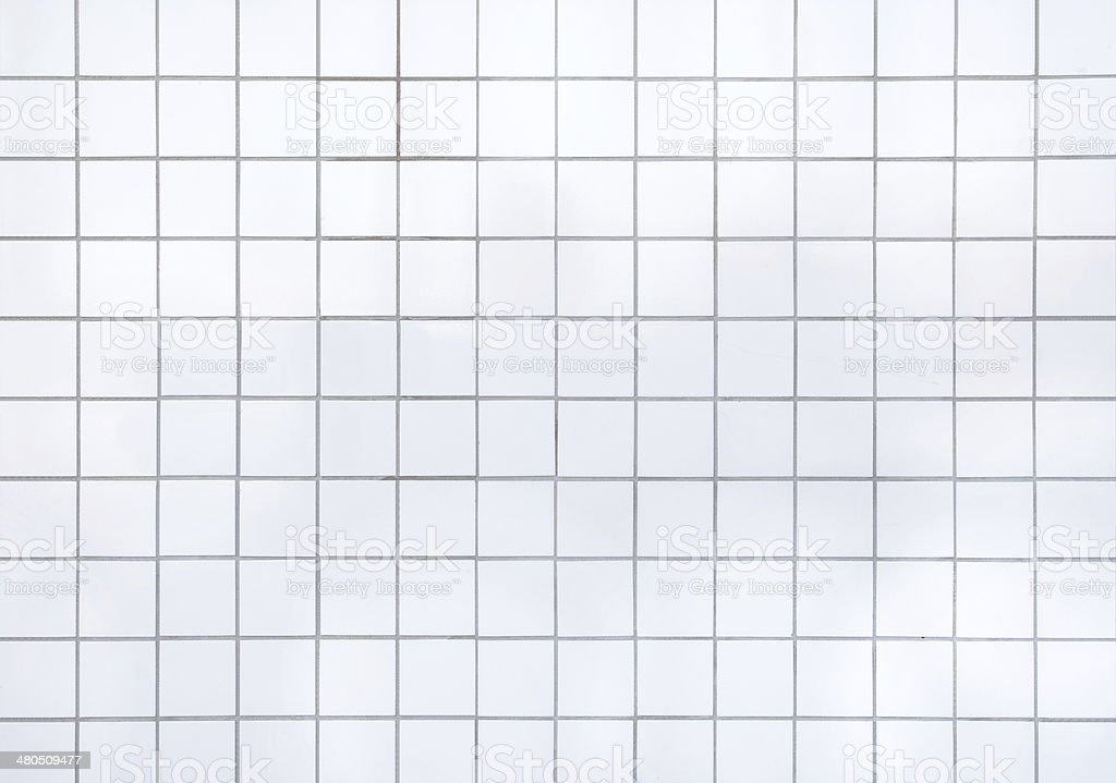 Floor tiles of the same pattern used for the background stock photo