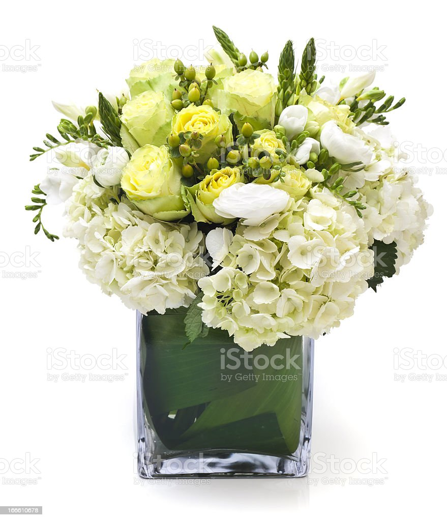 Floral Arrangement stock photo