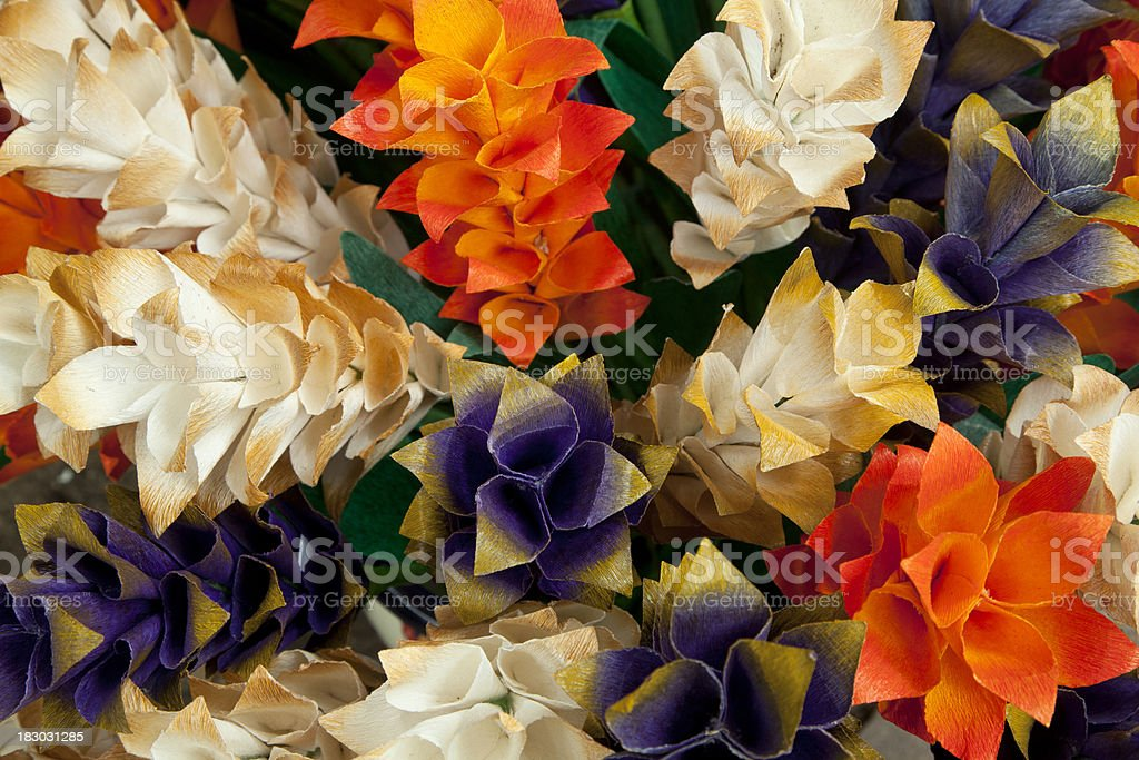 Floral Bouquet, Artificial, Multicolored, Background royalty-free stock photo