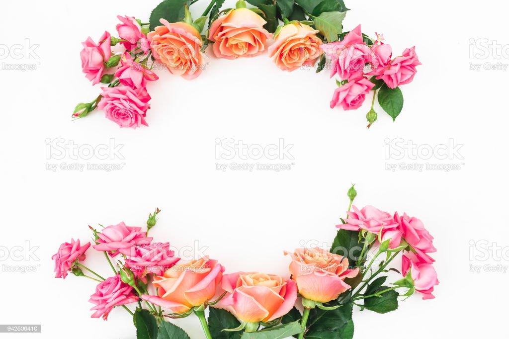 Beste Picture Frame With Roses Galerie - Bilderrahmen Ideen - szurop ...