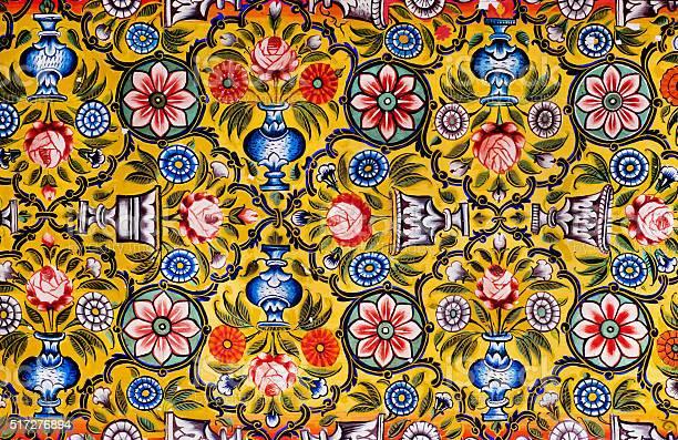 Floral patterns on colorful mural picture id517276894?b=1&k=6&m=517276894&s=612x612&h=gi1lngg0jfarpntlbs8kbfdldvomacvfaby5ubymwis=