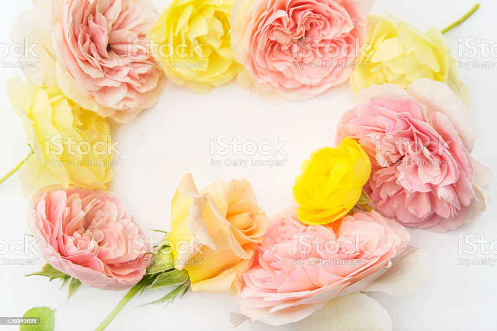 Floral tenderness royalty-free stock photo