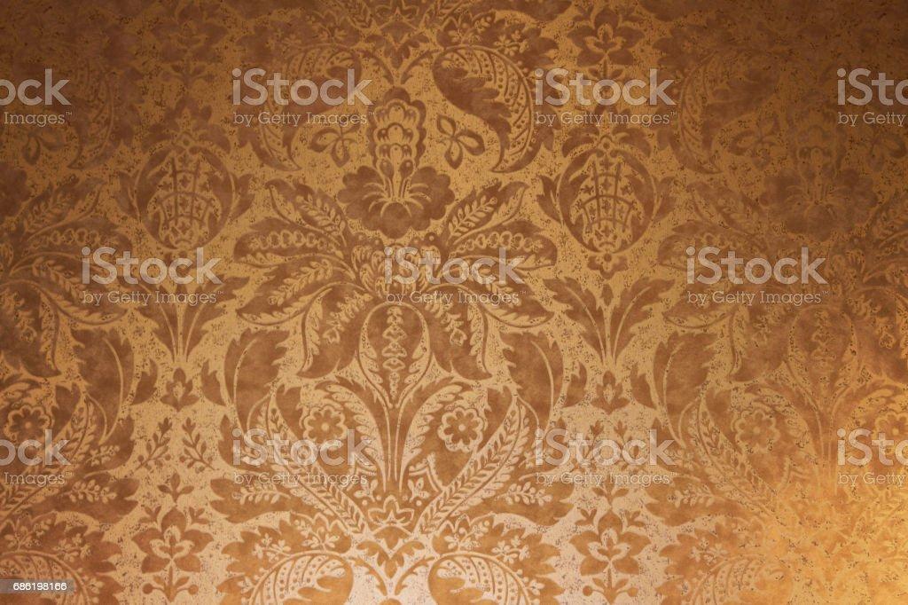 Floral wallpaper backround