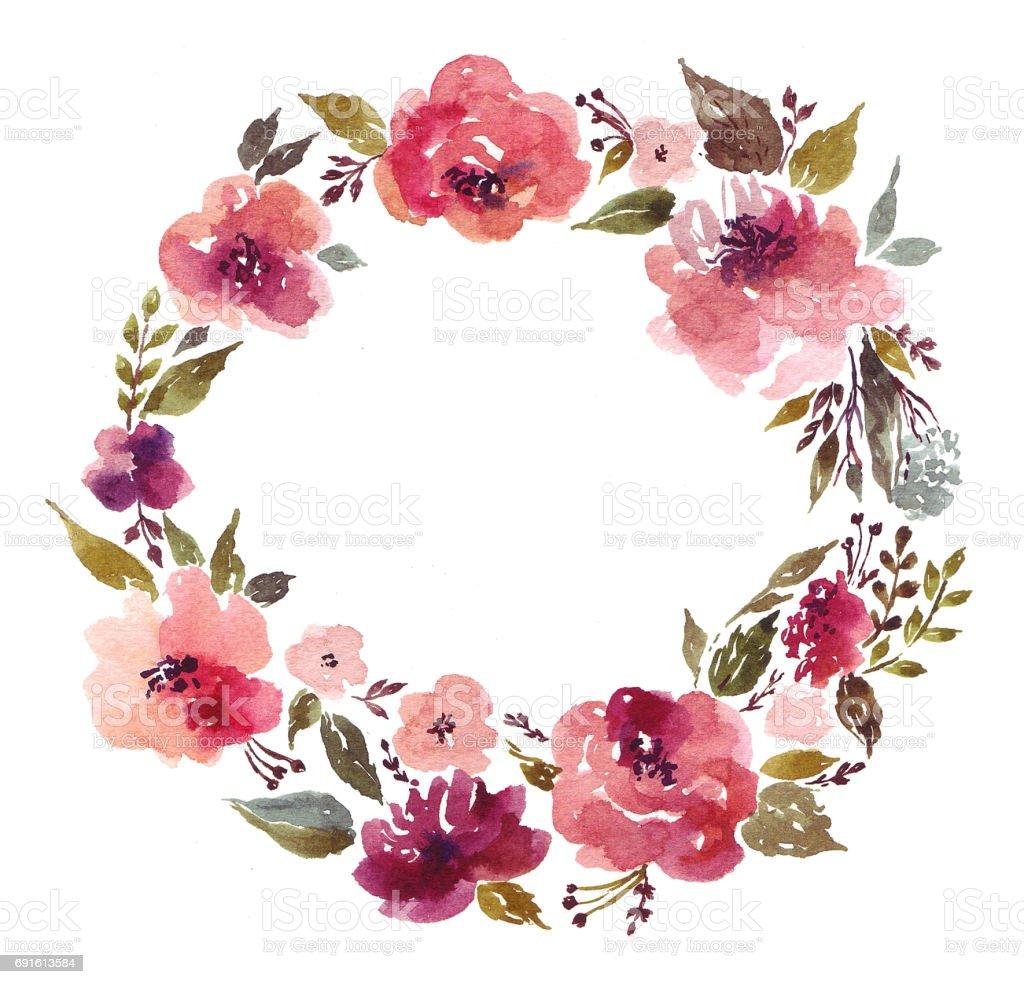 Couronne de fleurs photos et plus d 39 images de amour istock for Couronne de fleurs