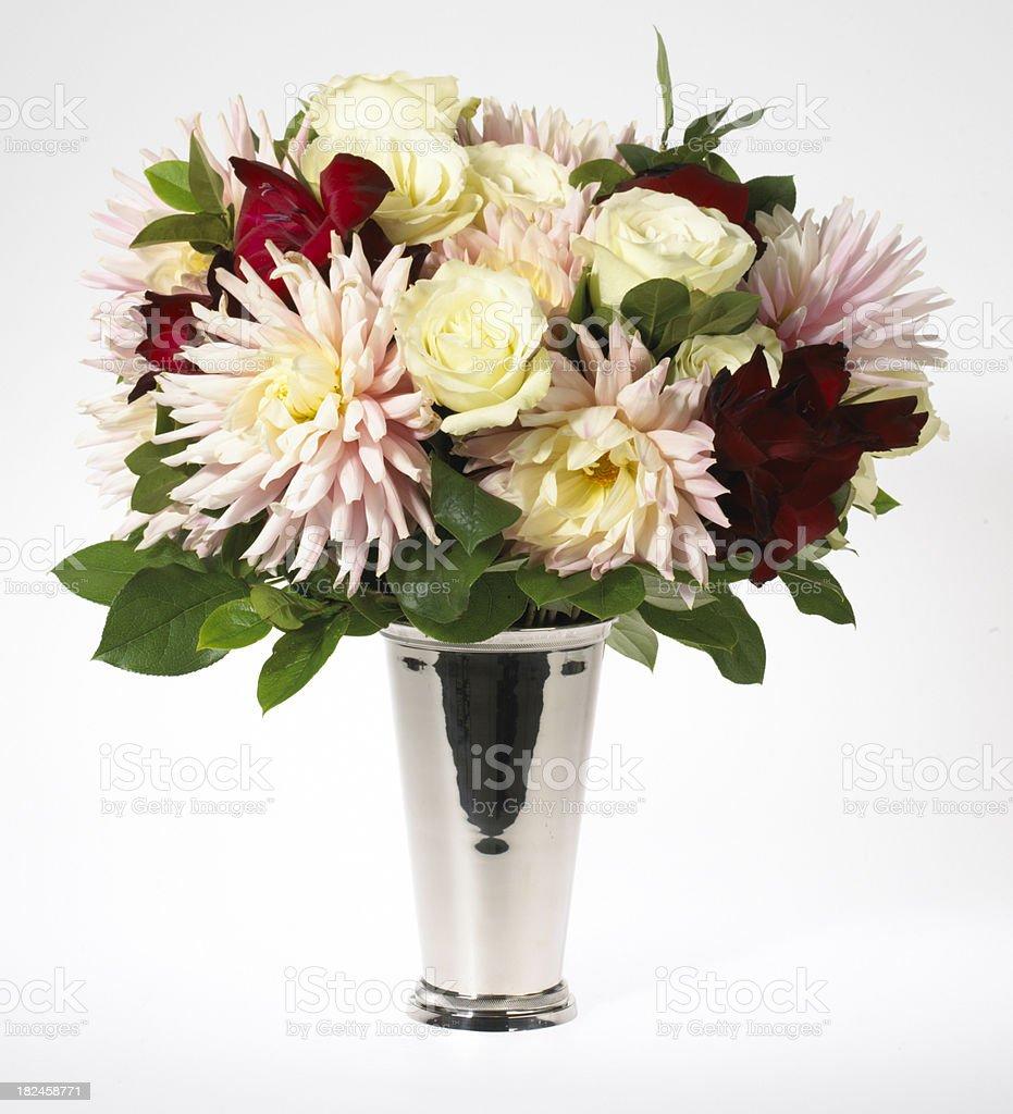 Floral-Buquê de flores foto royalty-free