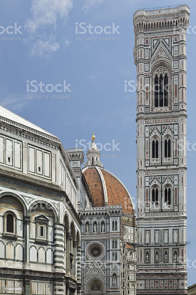 Florence Architecture royalty-free stock photo