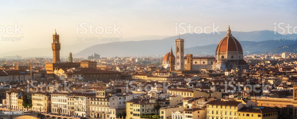 Florence Cathedral of Florence - Italy royalty-free stock photo