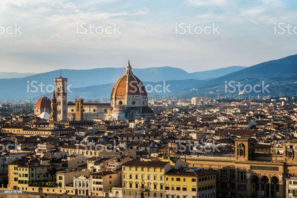 Cathédrale de Florence de Florence - Italie - Photo de Architecture libre de droits