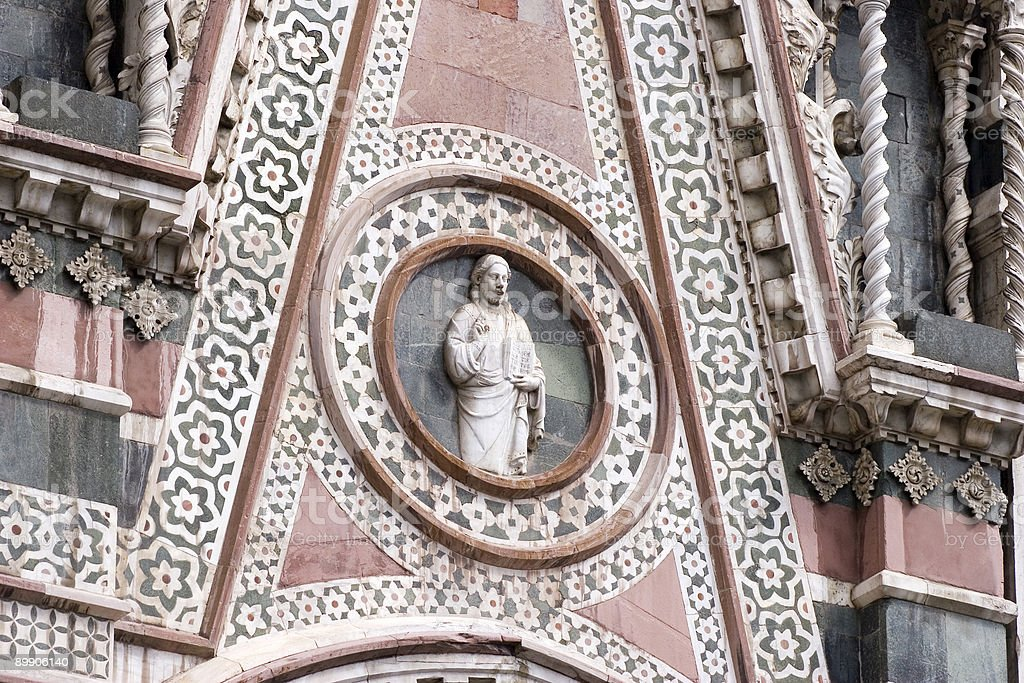 Duomo in Florence royalty-free stock photo