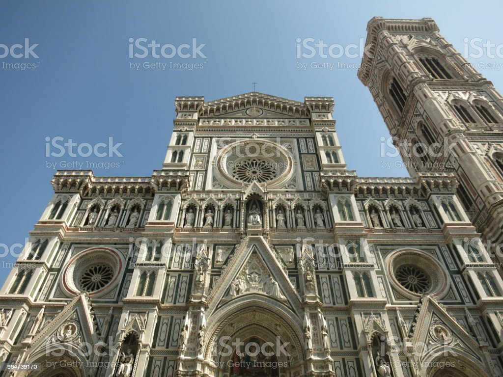 Florence Cathedral royalty-free stock photo