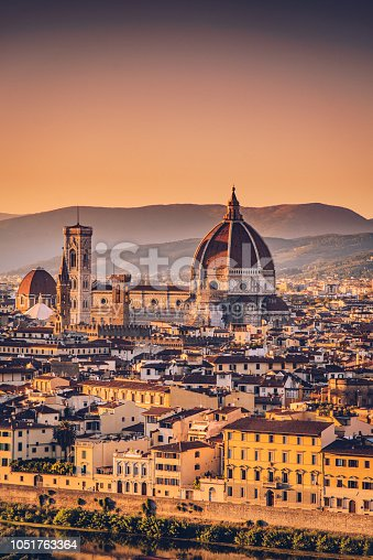 Capital city of the Italian region of Tuscany