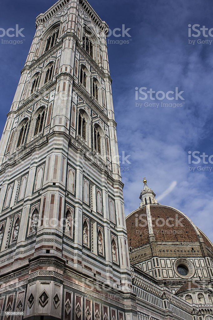 Florence Dome royalty-free stock photo
