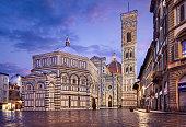 Duomo e Battistero di San Giovanni, Firenze