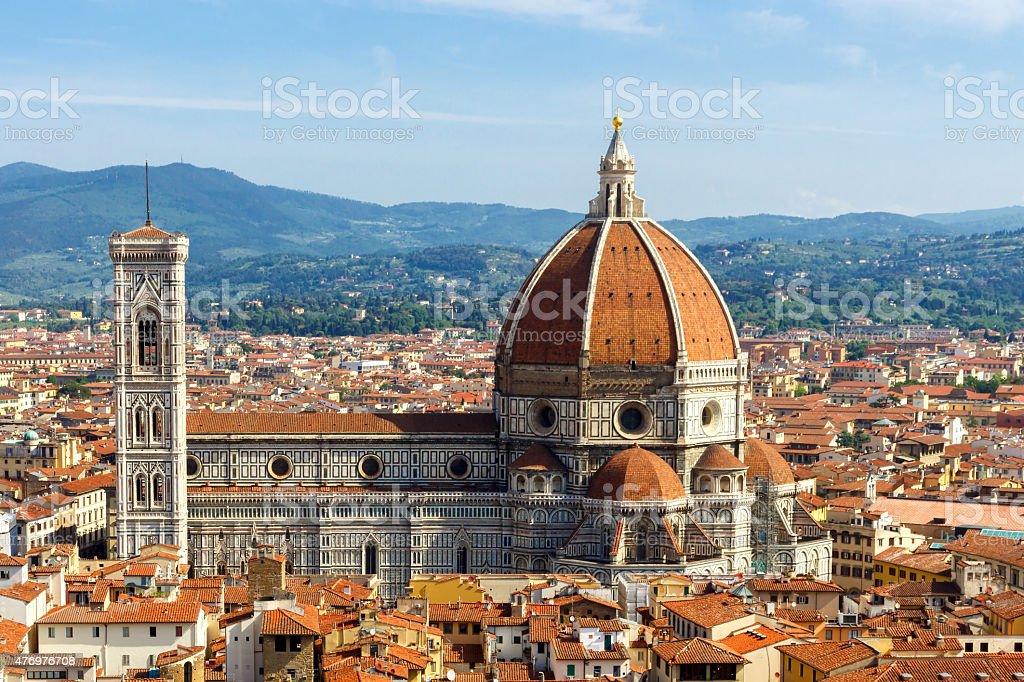Florence Duomo. Italy. stock photo