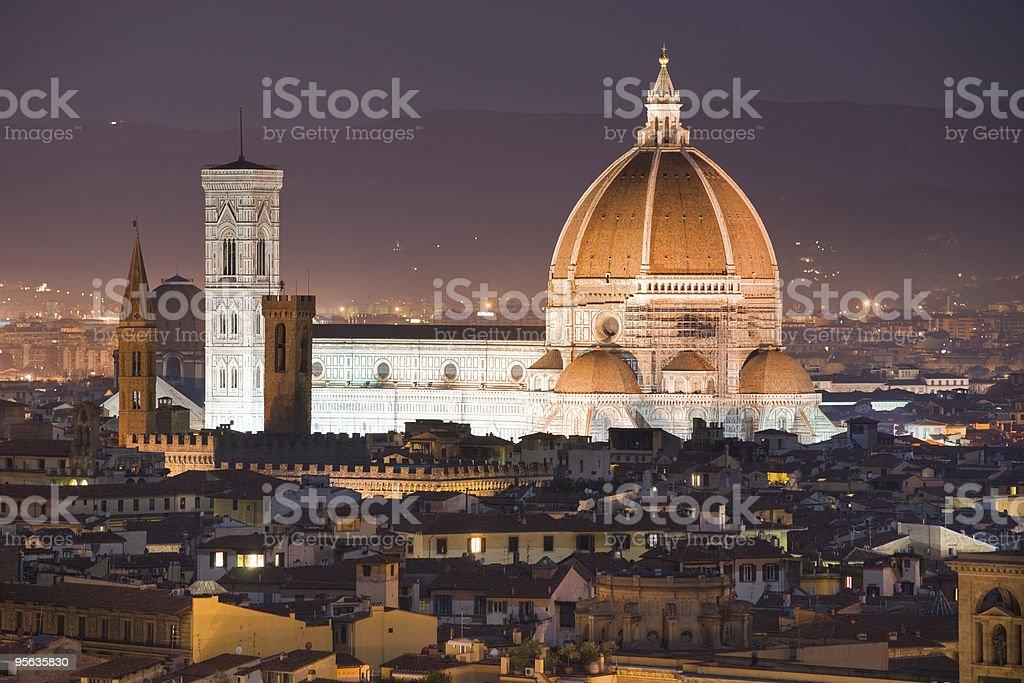 Florence Duomo. stock photo
