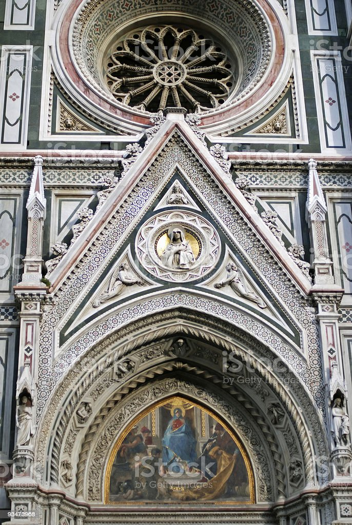 Florence Italy, Dome, Architecture royalty-free stock photo
