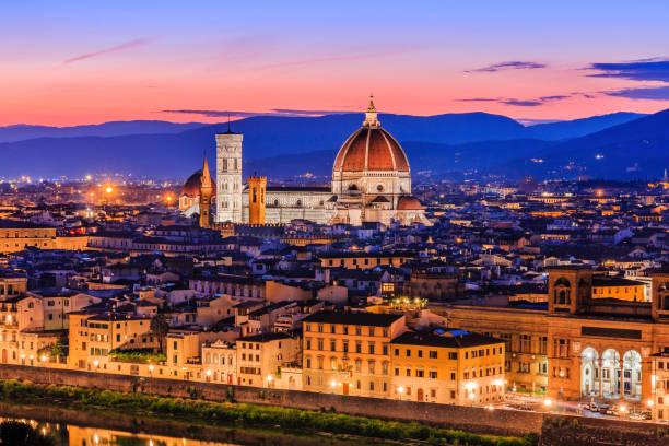 Florenz, Italien. – Foto