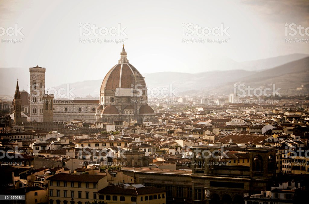 Florence Italy royalty-free stock photo