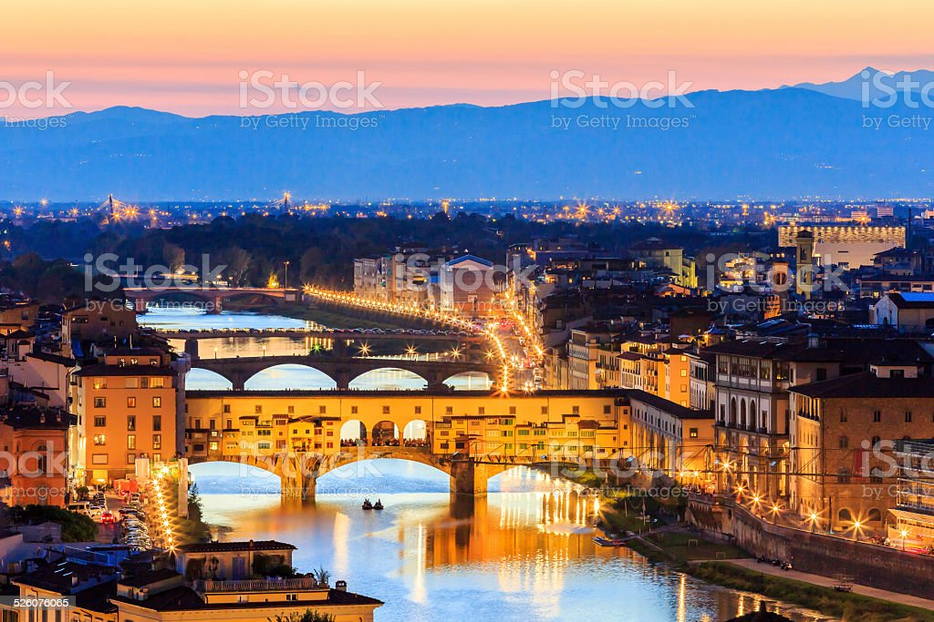 Florence, Italy stock photo