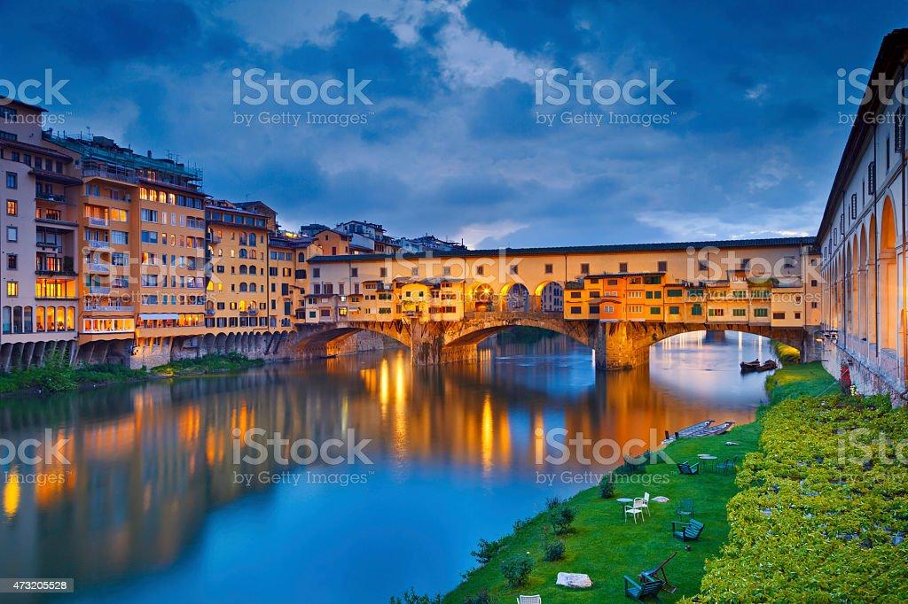 Florence. stock photo