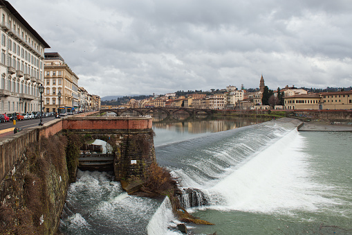 Florence: The dam