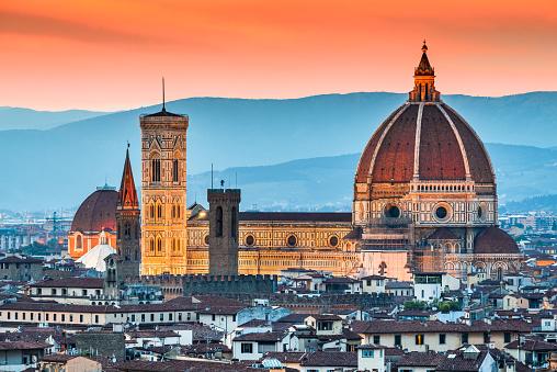 Florence, Tuscany, Italy