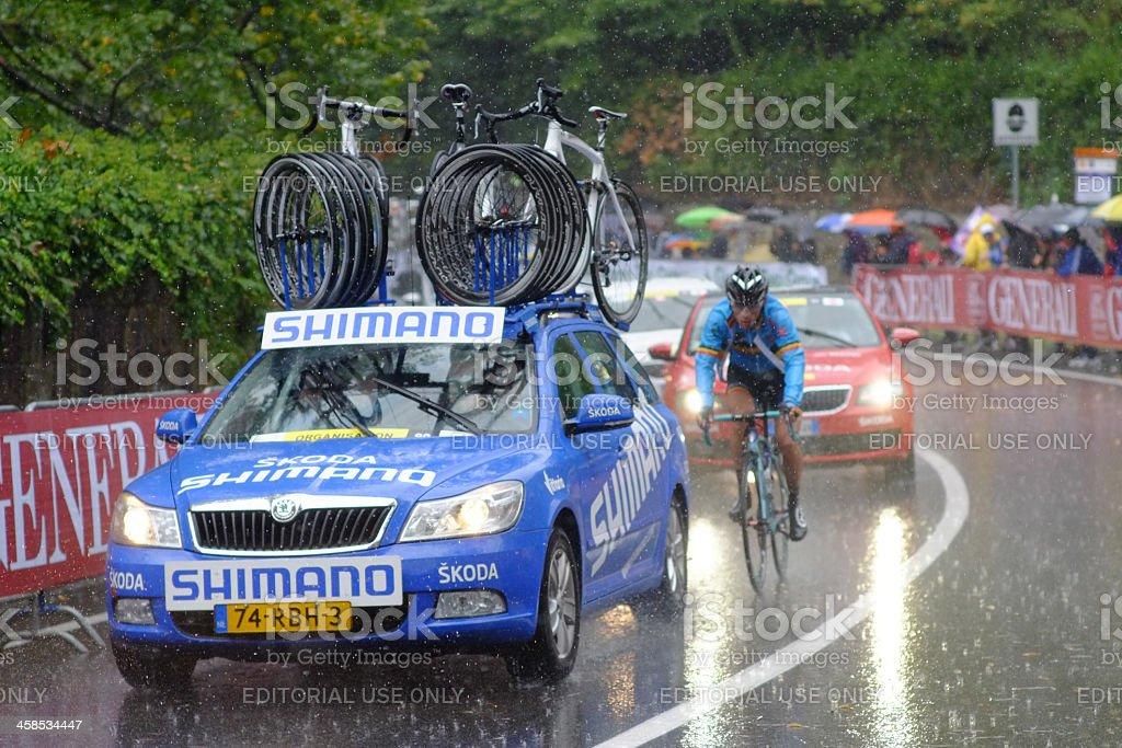 Florence - UCI Road World Championship detail stock photo