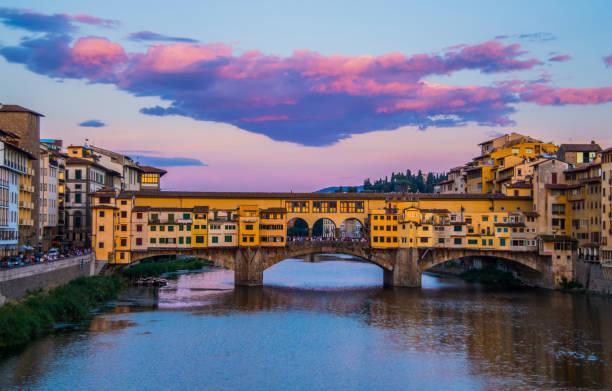 Florence,Italy Ponte Vecchio stock photo