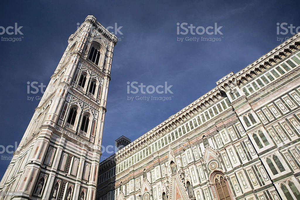 Florence's dome royalty-free stock photo