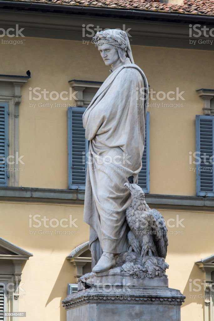 Florentine art and culture stock photo