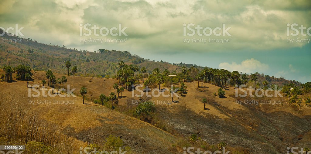 Flores Island Indonesia royalty-free stock photo