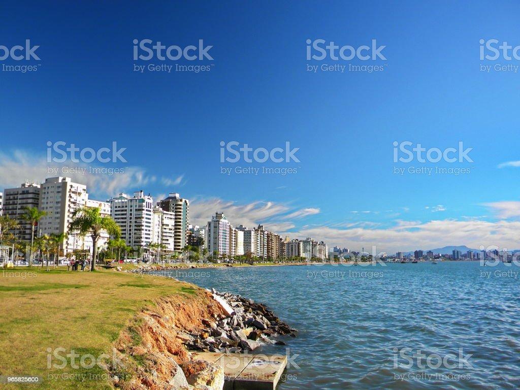Florianópolis landscape - Стоковые фото Без людей роялти-фри