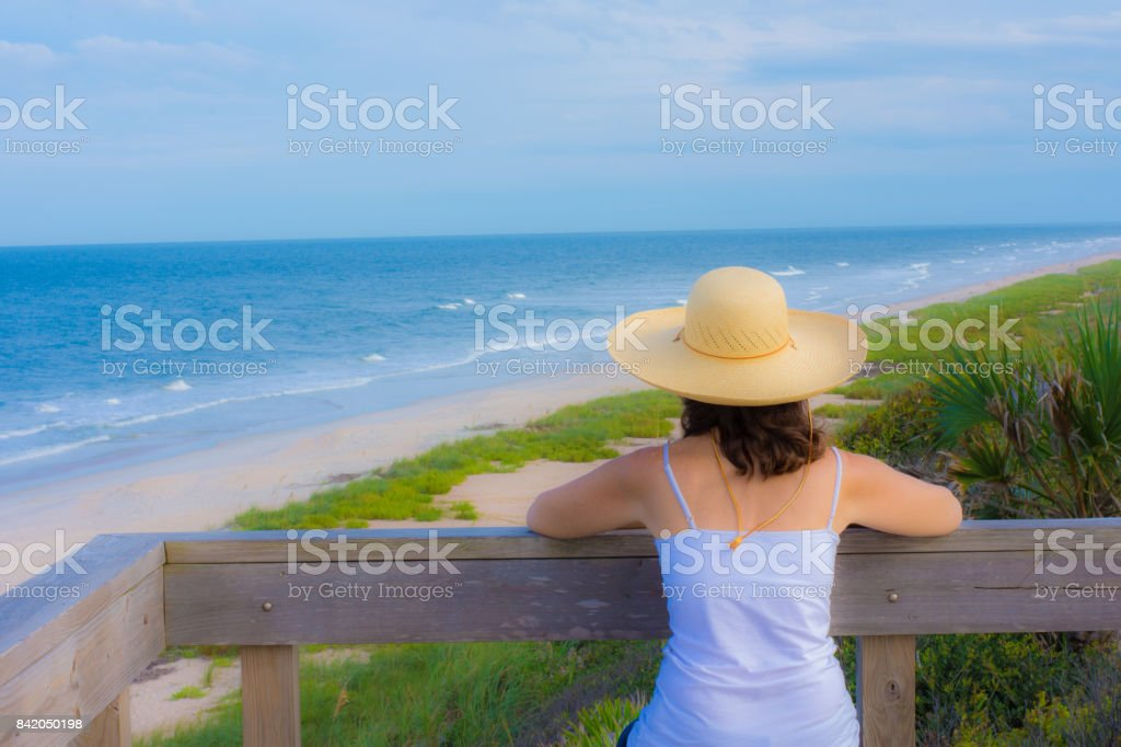Florida Beaches stock photo