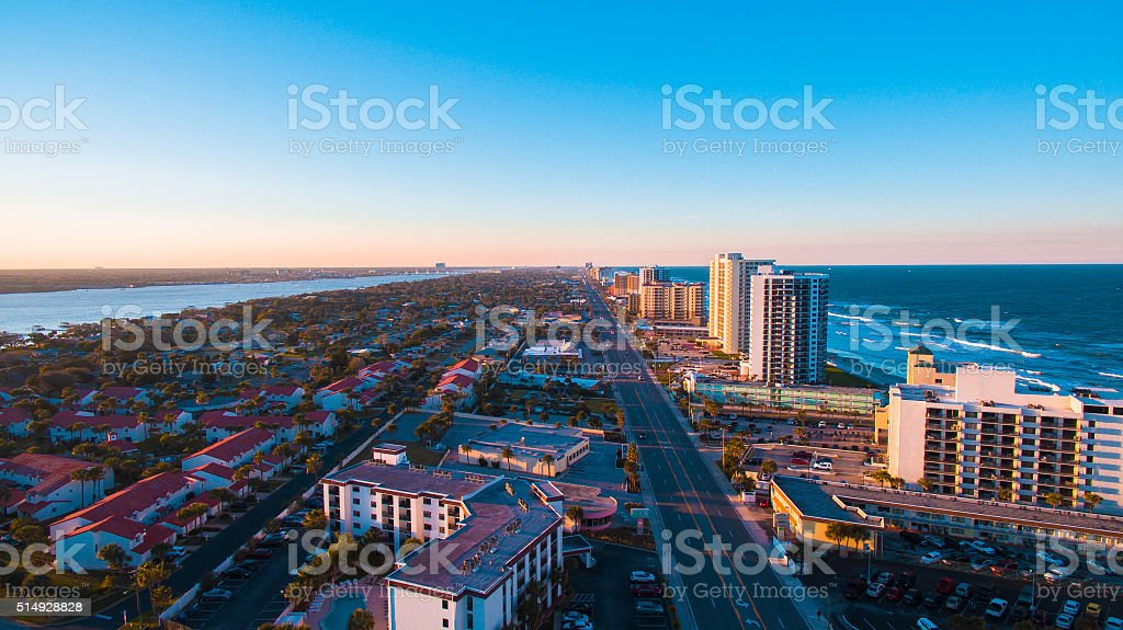 Florida Coast stock photo