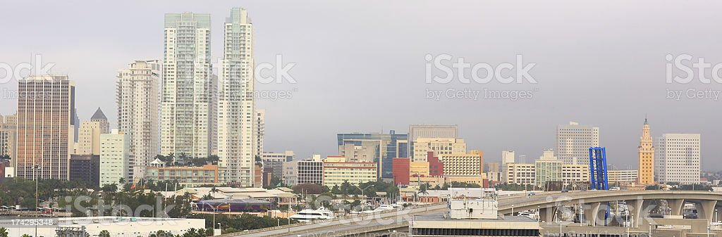 Florida: Miami royalty-free stock photo