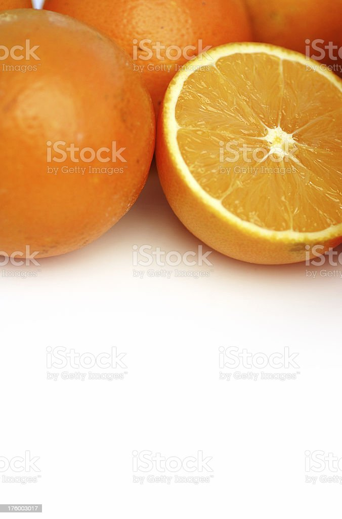 florida oranges royalty-free stock photo