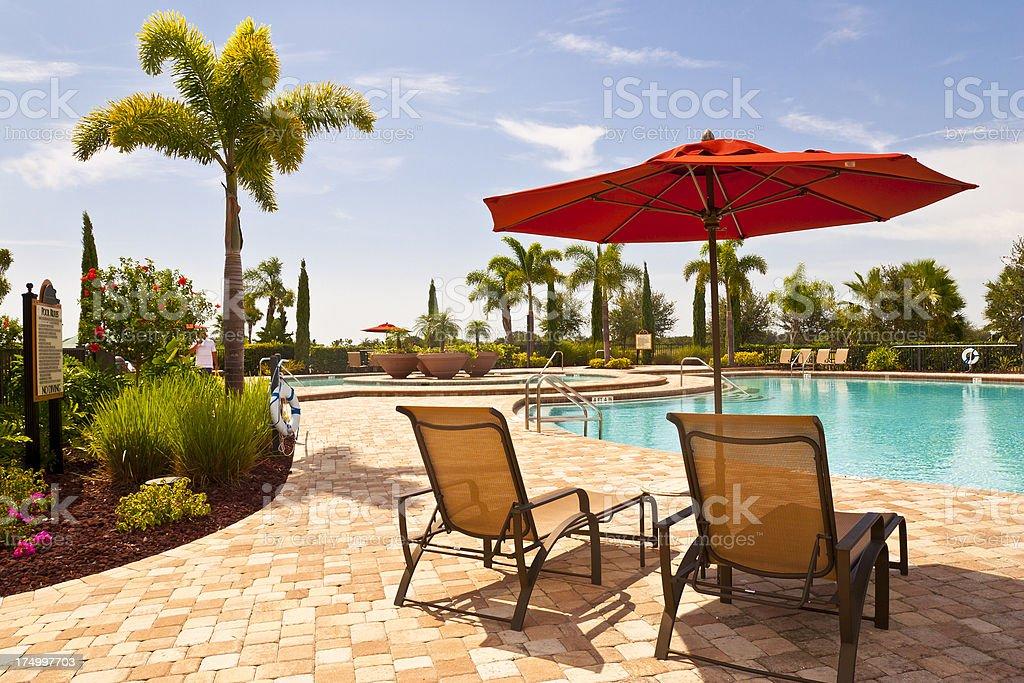 Florida-Pool – Foto