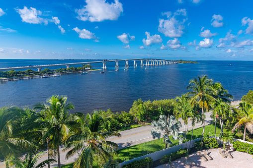 Florida Vacation - Sanibel Island Causeway