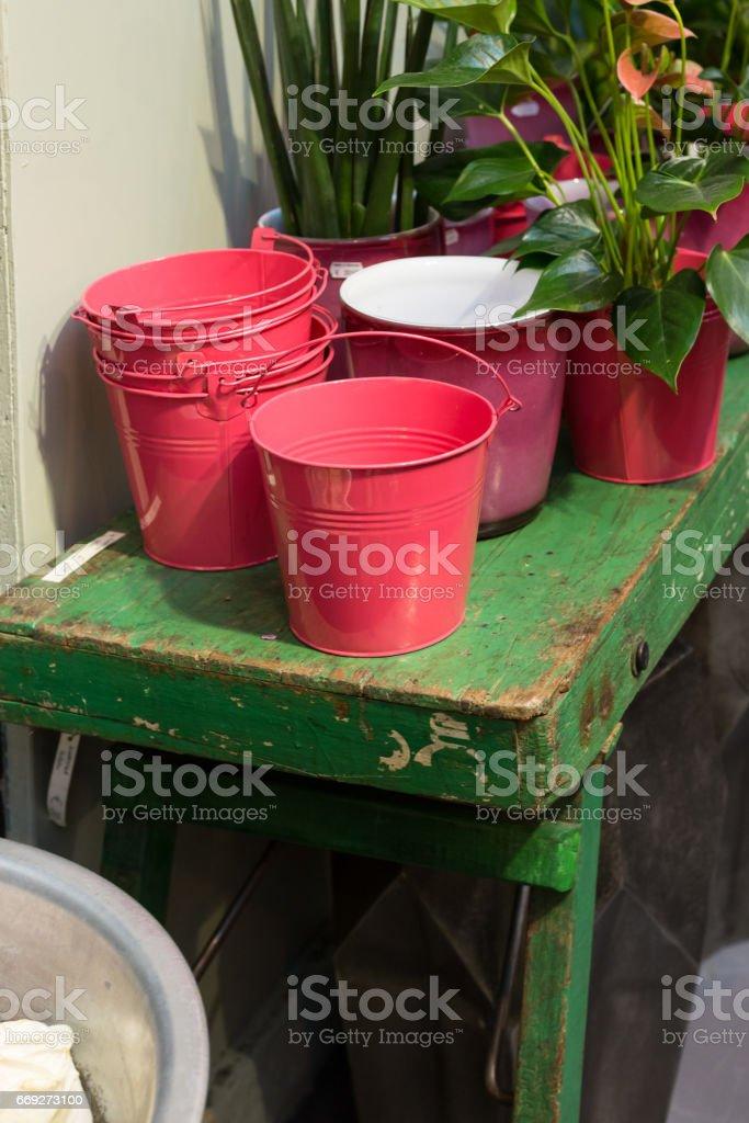 florists flowershop stock photo