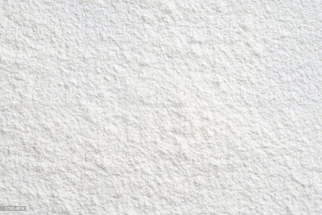 Mehl/snow Oberfläche Nummer elf – Foto