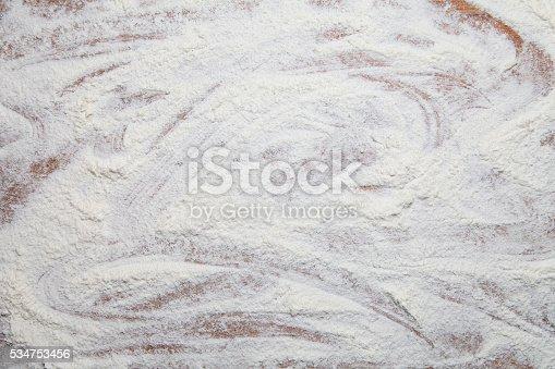 Flour Surface