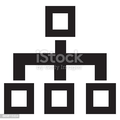 Flow Chart Icon Stock Photo More Pictures Of Alphabetical Order