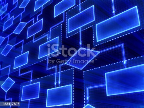 157192883 istock photo flow chart 155417827